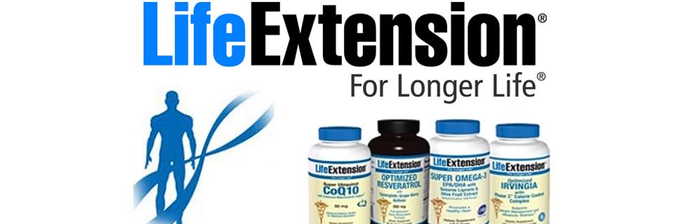 Συνταγές Μακροζωίας Life Extension