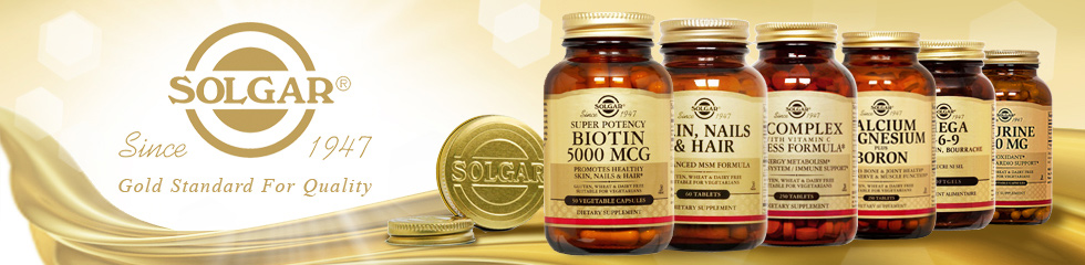 Supplements, Συμπληρώματα Διατροφής Solgar