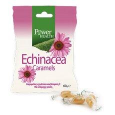 POWER HEALTH Echinacea Caramels Καραμέλες Εχινάκειας 60gr, fig. 1