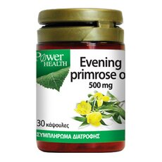 POWER HEALTH Evening Primrose 500mg Εμμηνόπαυση - Περίοδος 30s, fig. 1