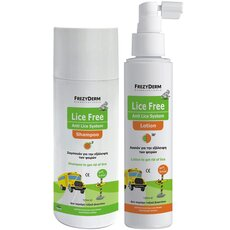 Frezyderm Lice Free Set Αντιφθειρική Αγωγή 2*125 ml, fig. 1
