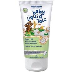 FREZYDERM Baby Liquid Talc Κρέμα talc για την περιποίηση της βρεφικής επιδερμίδας 150 ml, fig. 1
