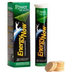 POWER HEALTH Energy Now Συμπλήρωμα Ενέργειας 20 Αναβράζοντα Δισκία, fig. 1