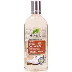 Dr. Organic Organic Virgin Coconut Oil Shampoo 265ml, fig. 1