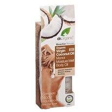 Dr. Organic Virgin Coconut Oil Monoi Moisture Melt Body Oil, 90gr, fig. 1