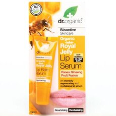 Dr.Organic Organic Royal Jelly Lip Balm Serum 10ml, fig. 1
