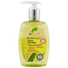 Dr.Organic Organic Tea Tree Hand Wash 250ml, fig. 1