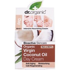 Dr.Organic Organic Virgin Coconut Oil Day Cream 50ml, fig. 1