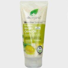 Dr.Organic Organic Virgin Olive Oil Body Scrub 200ml, fig. 1