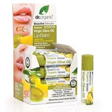 Dr.Organic Organic Virgin Olive Oil Lip Balm 5,7ml, fig. 1