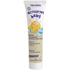 FREZYDERM Ac-Norm Baby Cream Απαλή κρέμα για τα σπυράκια της νεογνικής, βρεφικής και παιδικής επιδερμίδας 40ml, fig. 1
