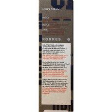 KORRES Men's Cream Σφένδαμος Αντιρυτιδική & Συσφικτική Κρέμα Προσώπου & Ματιών Για Την Ανδρική Επιδερμίδα 50ml, fig. 1