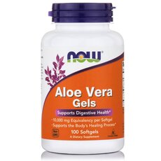 NOW FOODS Aloe Vera 5000 mg 100softgels
