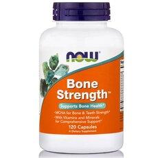 NOW FOODS Bone Strength w/Hydroxyapatite Calcium 120caps
