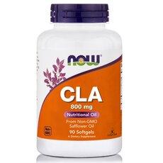 NOW FOODS CLA 800mg Conjugated Linoleic Acid 90softgels