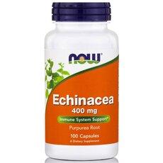 NOW FOODS Echinacea 400mg 100caps