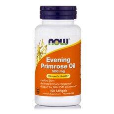 NOW FOODS Evening Primrose Oil 500mg w/ GLA 60softgels