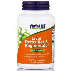 NOW FOODS Liver Detoxifier and Regenerator 90caps