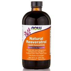 NOW FOODS Resveratrol Liquid 150mg 16 Oz 473.1ml