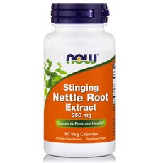 NOW FOODS Nettle Root Extract 250mg 90Vcaps
