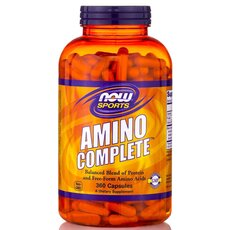NOW FOODS Sports Amino Complete 750mg 360caps