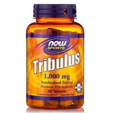 NOW FOODS Sports Tribulus 1000mg Vegeterian 90tabs