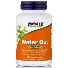 NOW FOODS Water Out Διουρητικό 100Vcaps