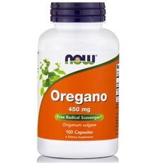 NOW FOODS Oregano 450mg 100caps