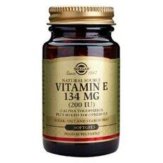Solgar Vitamin E 200 IU ,Natural Softgels 250 Tabs, fig. 1