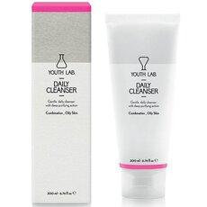YOUTH LAB Daily Cleanser Καθαριστικό τζελ για ντεμακιγιάζ προσώπου και ματιών, μικτό λιπαρό δέρμα 200ml, fig. 1