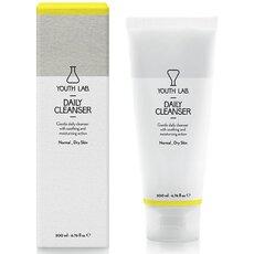 YOUTH LAB Daily Cleanser Καθαριστικό gel για ντεμακιγιάζ προσώπου και ματιών, για το ξηρό κανονικό δέρμα 200ml, fig. 1