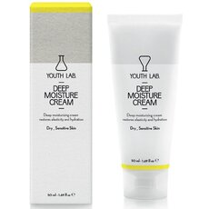 YOUTH LAB Deep Moisture Cream Ρυθμιστική, ενυδατική κρέμα για ξηρό - αφυδατωμένο δέρμα 50ml, fig. 1