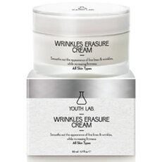 YOUTH LAB Wrinkles Erasure Cream 24ωρη κρέμα με αντιρυτιδική, συσφικτική και lifting δράση, για κάθε τύπο δέρματος 50ml, fig. 1