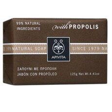 APIVITA NATURAL SOAP ΣΑΠΟΥΝΙ με Πρόπολη 125g
