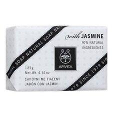 APIVITA NATURAL SOAP ΣΑΠΟΥΝΙ με Γιασεμί 125g