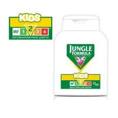 JUNGLE FORMULA Kids, για την προστασία των παιδιών με IRF 2 125ml, fig. 1