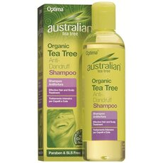 OPTIMA ORGANIC TEA ANTI-DANDRUFF SHAMPOO 250ml