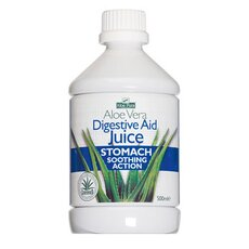 OPTIMA ALOE VERA JUICE DIGESTIVE AID 500ml
