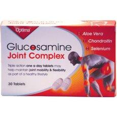 OPTIMA GLUCOSAMINE JOINT COMPLEX tabs 30s