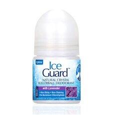 OPTIMA ICE GUARD ROLLERBALL Αποσμητικό με Λεβάντα 50ml