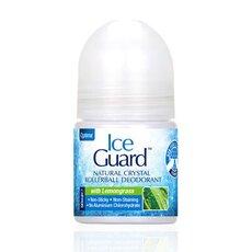 OPTIMA ICE GUARD ROLLERBALL Αποσμητικό με Λεμονόχορτο 50ml