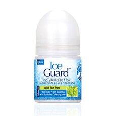 OPTIMA ICE GUARD ROLLERBALL Αποσμητικό με Τεϊόδεντρο 50ml