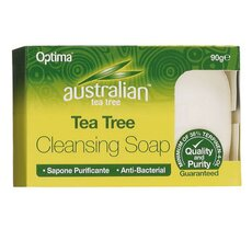 OPTIMA TEA-TREE CLEANSING SOAP 90gr