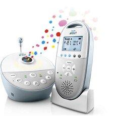 AVENT Συσκευή παρακολούθησης μωρού DECT SCD580/00