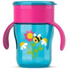AVENT Κύπελλο Εκμάθησης για Νήπια Μέλισσα 12+μηνών 260ml SCF782/20