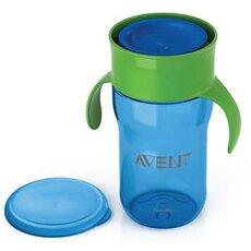 AVENT Κύπελλο Εκμάθησης για Νήπια Μπλε-Πράσινο 340ml SCF784/00