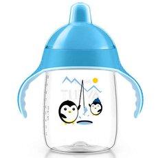 AVENT Κύπελλο με στόμιο για γουλιές χωρίς διαρροές Μπλε 18+μηνών 340ml SCF755/05