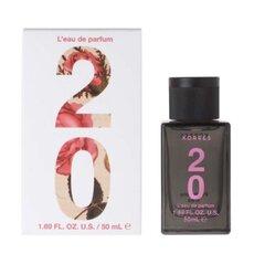 KORRES Γυναικείο Άρωμα Rose, Musk, Vanilla Powder L'eau de Parfum 50ml