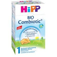 HiPP 1 Bio Combiotic γάλα για βρέφη από τη γέννηση 600 γρ.