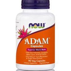 NOW FOODS ADAM Ανδρική Πολυβιταμίνη 90Vcaps